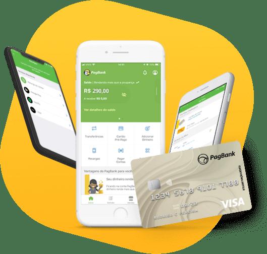 PagBank, a conta digital grátis do PagSeguro!
