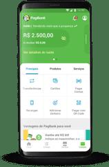 Super App PagBank - Abra agora a sua conta digital PagBank